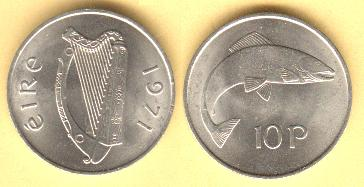 Catalog of Irish Decimal Coin Prices 1969-2000