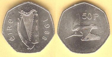 Catalog of Irish Decimal Coin Prices 1969-2000