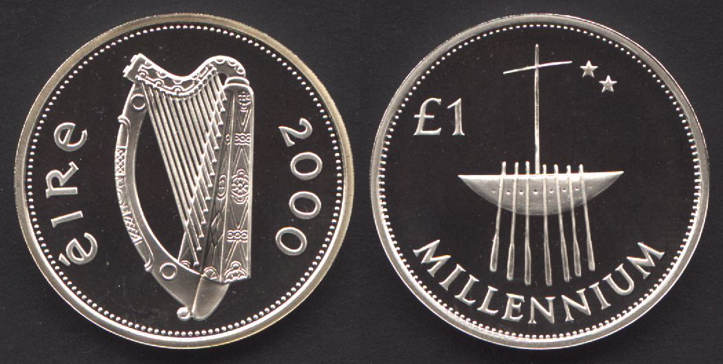 Modern Irish Coinage 1928 To Date
