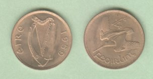 Modern Irish Coinage (1928 to date)